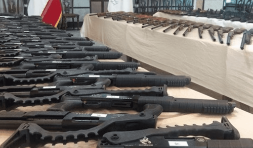 Iran claims it arrested Israeli Mossad agents and seized their weapons
