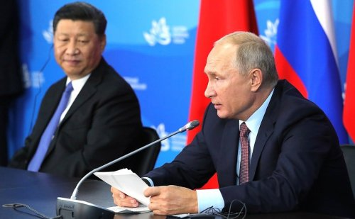 Russia, China warn Biden at same time to stay out of Ukraine, Taiwan
