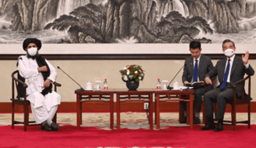 China publicly supports Taliban, calls them 'important' to Afghan peace