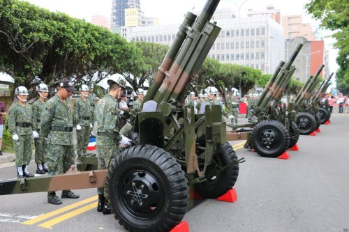 Taiwan: 'We have to prepare' for war with China