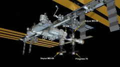 Discover nasa space station