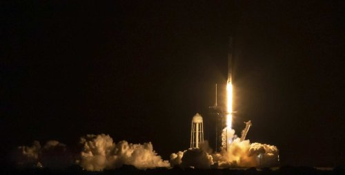 Elon Musk says reusability will 'revolutionize space' after recycled rocket launches astronauts from Florida