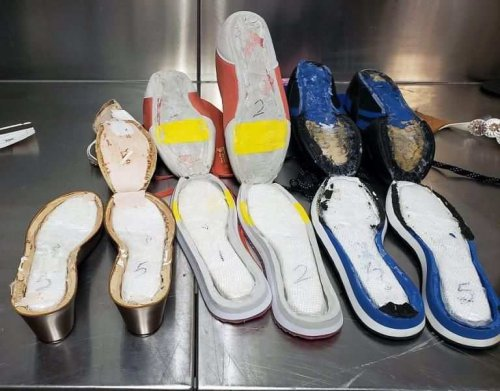Authorities arrest woman at Atlanta airport for smuggling cocaine in shoes