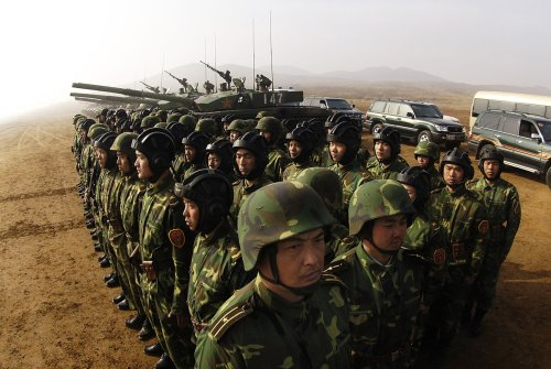 Report: China may send peacekeeping force to Afghanistan after US troops leave