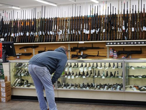 FBI does 3.2 million gun background checks in May marking 17th straight record month