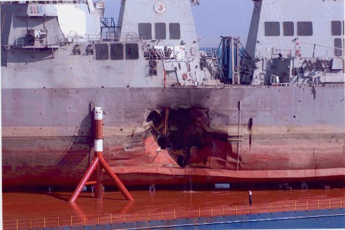 Iran threatened 'USS Cole-style attack' on US Army base and top general, report says