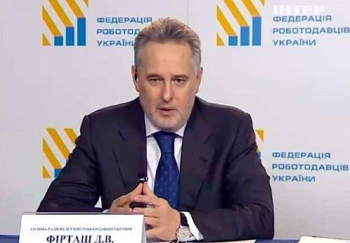 Top US official calls on Ukraine to crack down on oligarchs, including gas billionaire