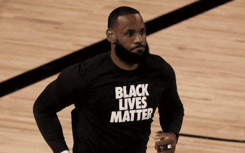 Lebron James goes after cop, posts his pic saying 'YOU'RE NEXT' on Twitter