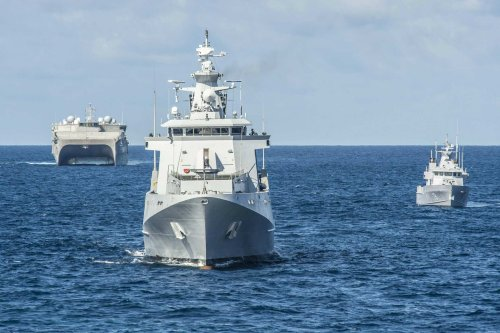 China adds powerful new ship to maritime patrol fleet
