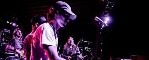 Gregg Allman's Grandson Makes Stage Debut With The Allman Betts Band