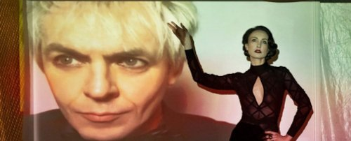 """Nick Rhodes and Wendy Bevan Collaborate on 'Astronomia'— """"I've Come to The Conclusion That We Are Actually Slightly Mad"""" - American Songwriter"""