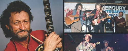 Freddy Powers' Storied Career with Merle Haggard and More Celebrated in New Memoir 'The Spree of 83: The Life and Time of Freddy Powers'