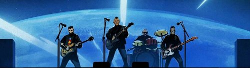 """Marvel Gives Barenaked Ladies the Comic Book Treatment in """"New Disaster"""" Video"""