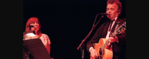 """Behind the Song: """"In Spite of Ourselves,"""" John Prine and Iris DeMent"""