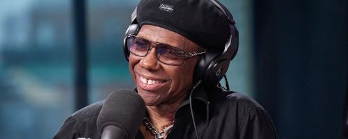 Nile Rodgers Welcomes Fleetwood Mac's Lindsey Buckingham on 'Deep Hidden Meaning Radio'