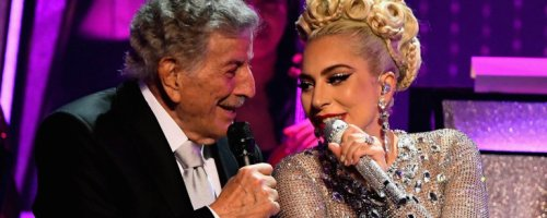 """Lady Gaga & Tony Bennett Reunite For Cole Porter Tribute Album, Release """"I Get A Kick Out Of You"""""""