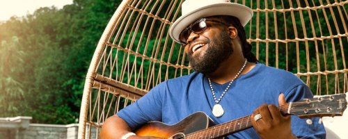 Gramps Morgan Invites Listeners On Tropical Getaway With 'Positive Vibration'