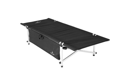 10 Best Single Camping Cots of 2021 - America Wave