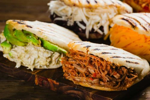 What Are Colombian Arepas?