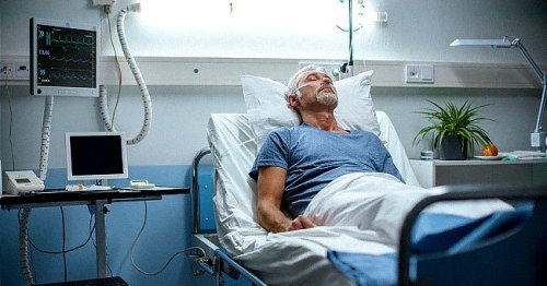 Daily Joke: Man on His Death Bed Refuses to Repeat after Priest