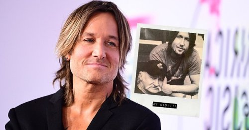 Keith Urban's New Song 'Wild Hearts' Was Inspired by a Johnny Cash Concert He Attended with His Father