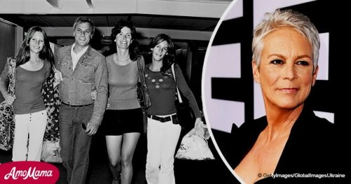 Jamie Lee Curtis' Late Father Reportedly Cut Her and 4 Other Children Out of His Will in 2010