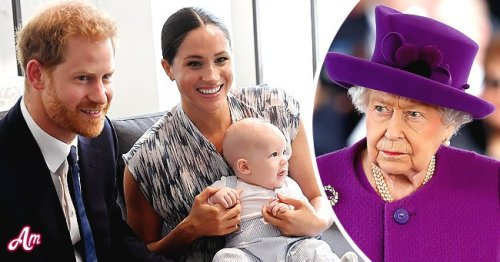 Prince Harry Puts Queen in 'Difficult Position' with Lilibet's Christening, Expert Claims