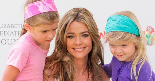 Denise Richards' Daughter Sami Claims She Went 'Days without Eating' While Living with Mom