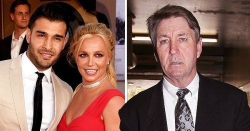 Britney Spears' Father Is 'Finding a Lawyer' for Prenup after Her Engagement to Sam Asghari