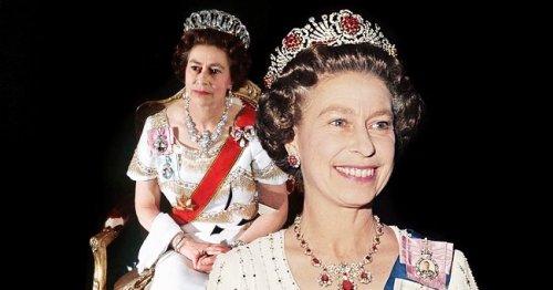 Peek into Queen Elizabeth's Tiara Collection