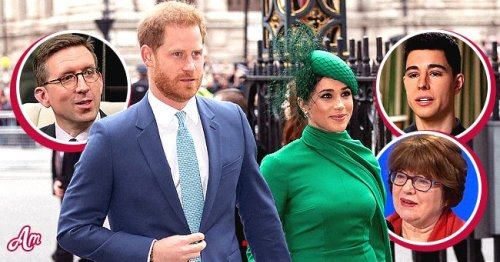 Meghan Markle & Prince Harry's Biography News Cause Clash between Royal Experts