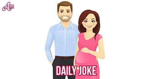 Daily Joke: Pregnant Women Attend a Pregnancy Class with Their Partners