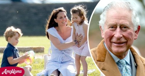 Kate Middleton Calls Prince Charles 'Grandpa' as Royal Family Reunites for Eden Project Outing