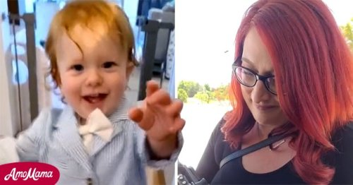 Mom Takes Toddler to a Job Interview and Her Video Gets Millions of Likes