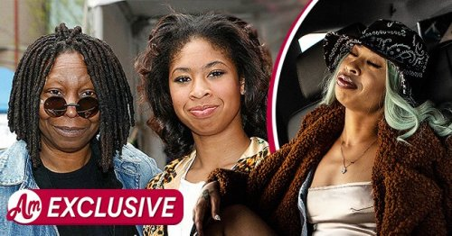 Amara Skye on Whoopi Goldberg's Job in the Family: 'She Makes Sure Everything's Running Smooth'