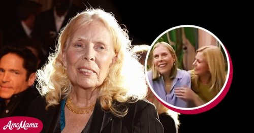 Joni Mitchell Met Her Only Child 32 Years after Giving Her Up for Adoption While Broke & Unwed