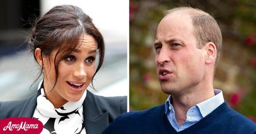 Prince William Does Not Want Meghan Markle at His Mother's Unveiling Ceremony