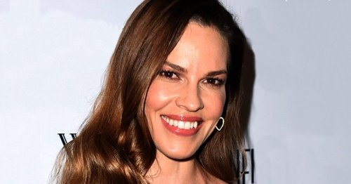 Fans Rave about Hilary Swank's Vintage Outfit in Recent Instagram Pic