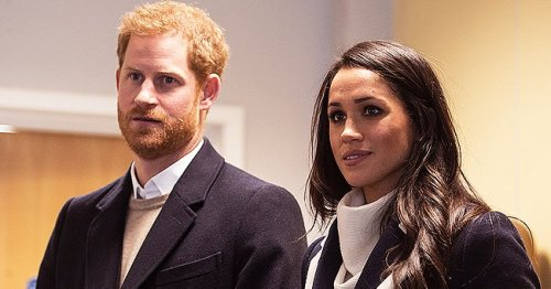 Fans Are Divided after Seeing Prince Harry Posing behind Meghan Markle in New Magazine Cover
