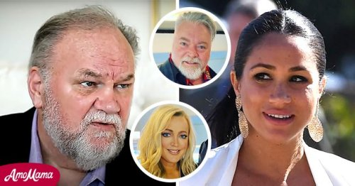 Radio Host Kyle Sandilands Accuses Meghan Markle's Father Thomas: 'He Sold His Daughter'