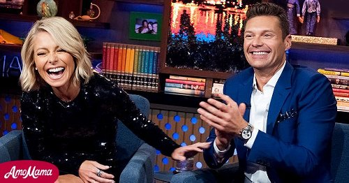 People: Kelly Ripa and Co-host Ryan Seacrest Reimagine Iconic Movie Characters Ahead of Oscars