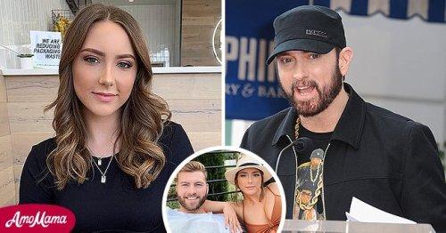 Eminem's Daughter Hailie Jade Shares Rare Pic with Boyfriend Evan & Fans Make Fun of Him