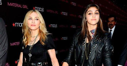 Madonna's Daughter Lourdes Leon Strikes Pose in IG Teaser for Rihanna's Savage X Fenty Show