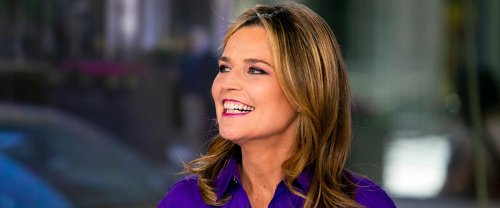 'Today' Host Savannah Guthrie Amazes Fans with Rare Pics of Her Daughter Vale, 6, And Son Charles, 4