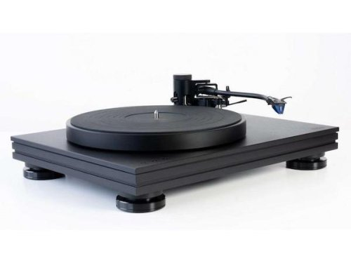 """Music Hall Introduces its """"Stealth"""" Direct Drive Turntable"""