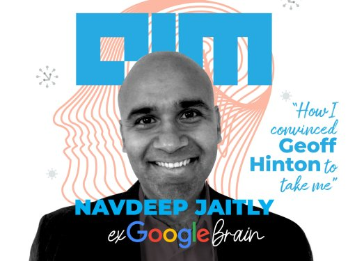 The Secret Life Of Navdeep Jaitly: How This ex-Google Brain Researcher Fell In Love With Algorithms