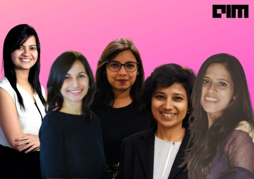 Five Indian Women Entrepreneurs Breaking The Glass Ceiling In AI