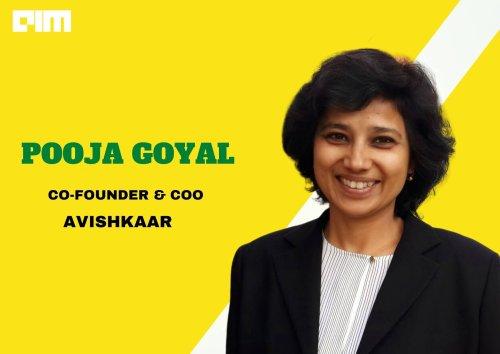 Work-Life Balance Is An Outdated Term: Pooja Goyal, Avishkaar