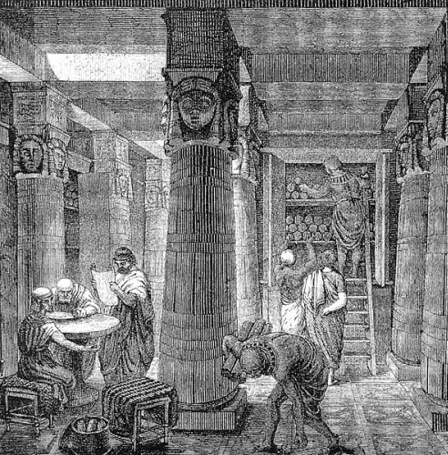 5 Amazing Libraries in Ancient History – History et cetera