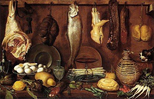 Food Drink in the Elizabethan Era